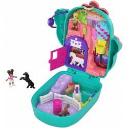 Mattel Polly Pocket MICRO Kaktusowe Ranczo GKJ46