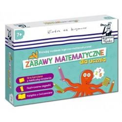 KAPITAN NAUKA Zabawy Matematyczne dla Ucznia 3397