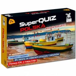KAPITAN NAUKA Super Quiz POLSKA Wydanie Specjalne 4350