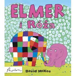 Publicat Książeczka Do Czytania ELMER I RÓŻA 3246