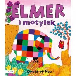 Publicat Książeczka Do Czytania ELMER I MOTYLEK 3239