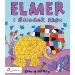 Publicat Książeczka Do Czytania ELMER I DZIADEK ELDO 3291