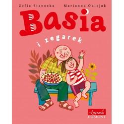 EGMONT Książka dla Dzieci Literatura Dziecięca BASIA I ZEGAREK 137103