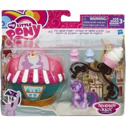 Hasbro My Little Pony STOISKO Z LODAMI Twilight Sparkle B5568