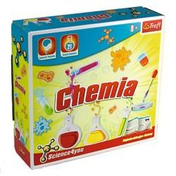 Trefl - 60511 - Zestaw Naukowy - Eksperymenty - Since4You - Chemia