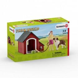 SCHLEICH Farm World BUDA DLA PSA 42376
