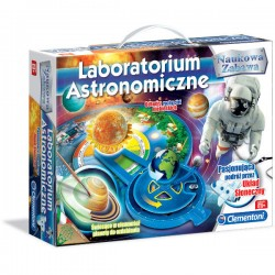 Clementoni - 60896 - Zestaw Naukowy - Naukowa Zabawa - Laboratorium Astronomiczne