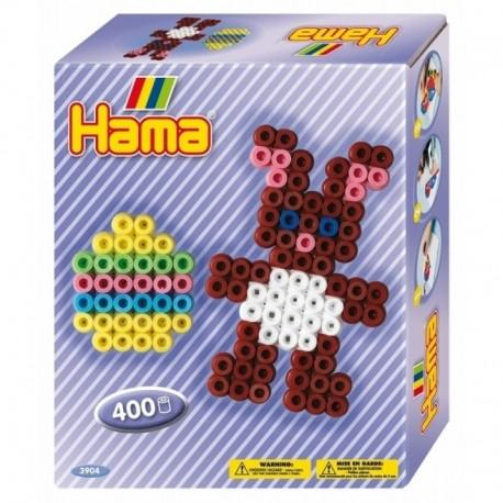 Hama - Midi - 3904 - Zestaw 400 szt. - Wielkanoc
