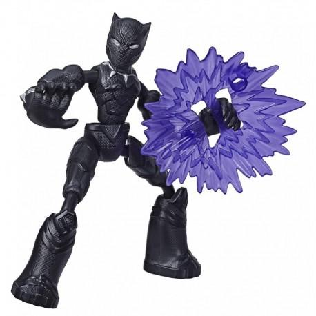 Hasbro Marvel AVENGERS Figurka CZARNA PANTERA Bend and Flex E7868