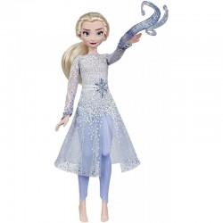 HASBRO Kraina Lodu 2 FROZEN Lalka Elsa z Dźwiękiem E8569