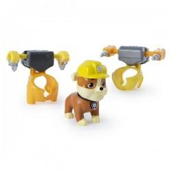 SPIN MASTER Psi Patrol Figurka RUBBLE Z PLECAKAMI 4274