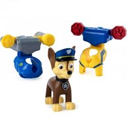 SPIN MASTER Psi Patrol Figurka CHASE Z PLECAKAMI 4270
