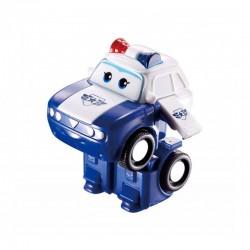 SUPER WINGS Figurka KIM Transformujący Robot Samolot 730033