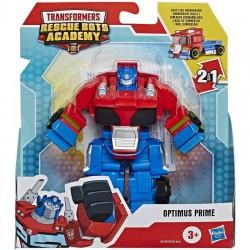 Hasbro TRANSFORMERS Rescue Bots Academy OPTIMUS PRIME E8104