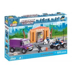 COBI 1566 ACTION TOWN Napad na Bank