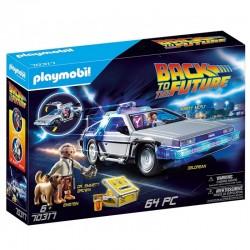 PLAYMOBIL 70317 Powrót do Przyszłości DeLorean