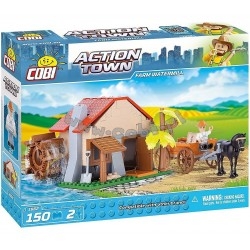 COBI 1862 ACTION TOWN Farma Młynarza