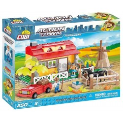 COBI 1864 ACTION TOWN Dom Farmera