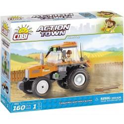 COBI 1861 ACTION TOWN Traktor