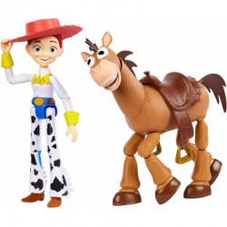 Toy Story 4 Figurka Jessie Kowbojka i Mustang GJH82