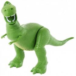 Mattel Toy Story 4 Interaktywny Dinozaur REX GFR16