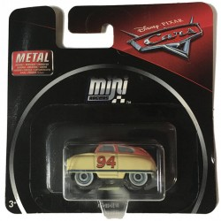 Mattel CARS Mini Racers Autko HANKA GOŁDA GLD38