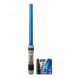 Hasbro Star Wars MIECZ ŚWIETLNY Niebieski E4474
