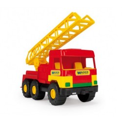 WADER 32001 - Pojazdy Middle Truck - STRAŻ POŻARNA