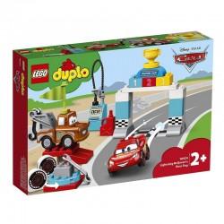 LEGO DUPLO 10924 Zygzak McQueen na Wyścigach