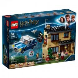 LEGO HARRY POTTER 75968 Dom Przy Privet Drive 4