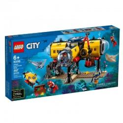 LEGO CITY 60265 Baza Badaczy Oceanu