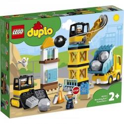 LEGO DUPLO 10932 Rozbiórka Kulą Wyburzeniową