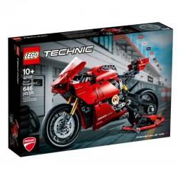 LEGO TECHNIC 42107 Motocykl Ducati Panigale V4 R