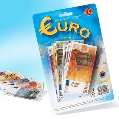 Alexander - 1198 - Pieniądze do Zabawy i Nauki - Banknoty Unii Europejskiej - EURO