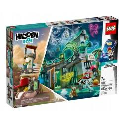 LEGO HIDDEN SIDE 70435 Opuszczone Więzienie