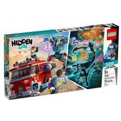 LEGO HIDDEN SIDE 70436 Widmowy Wóz Gaśniczy