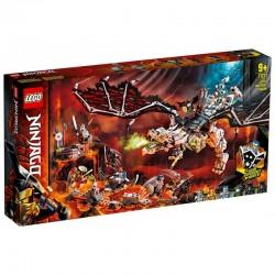 LEGO NINJAGO 71721 Smok Szkieletowego Czarownika