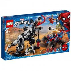 LEGO 76151 Marvel SPIDER-MAN Starcie z Venomozaurem