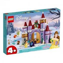 LEGO DISNEY PRINCESS 43180 Zimowe Święto w Zamku Belli