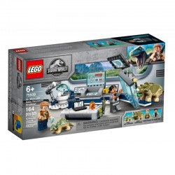 LEGO JURASSIC WORLD 75939 Laboratorium Doktora Wu