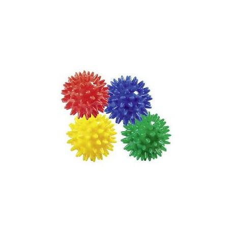 GOKI 63935 - Piłka Sensoryczna - Piłeczka z Kolcami - JEŻYK