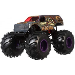 HOT WHEELS Monster Trucks ONE BAD GHOUL GBV39