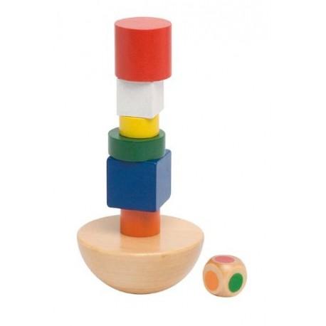 Goki - HS129 - Gra Zręcznościowa - Balansująca Wieża