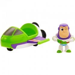 Mattel Toy Story 4 Minis BUZZ ASTRAL i Statek Kosmiczny GCY63
