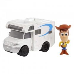 Mattel Toy Story 4 Minis SZERYF CHUDY i Kamper GCY61