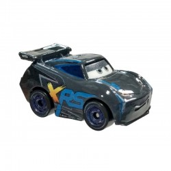 Mattel CARS Mini Racers Autko Jackson Storm XRS GLD34