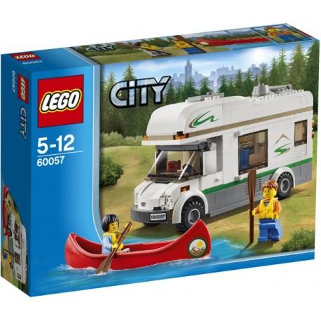 LEGO CITY 60057 Kamper