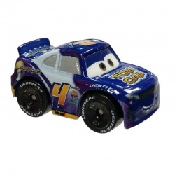 Mattel CARS Mini Racers Autko Jack DePost GLD39