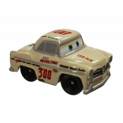 Mattel CARS Mini Racers Autko Leroy Heming GLD51