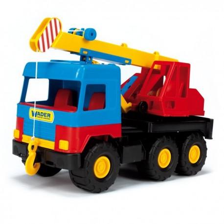 WADER 32001 - Pojazdy Budowlane Middle Truck - DŹWIG